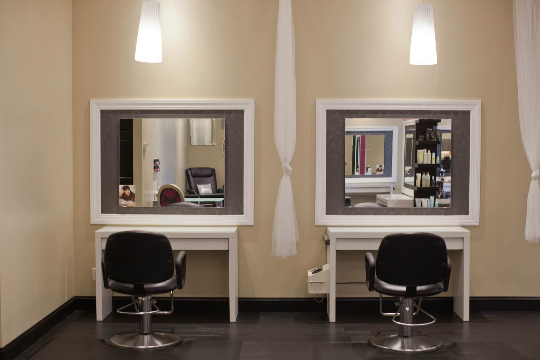 Cut & Style Station at Inspire Salon in St. Charles